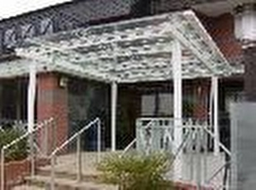 Bespoke Metal/Glass Canopies by UMG (Unique Metal and Glass) Co Ltd