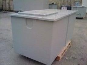 GRP Water Storage Tanks by Precolor Sales Ltd.