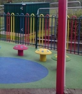 Safety Surfacing for Playgrounds Warrington by Nationwide Safety Surfaces Ltd