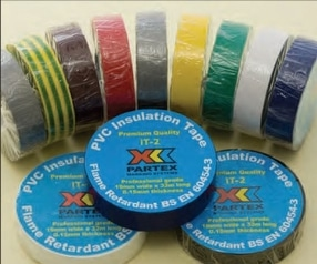 PVC Installation Tape by Partex Marking Systems (UK) ltd