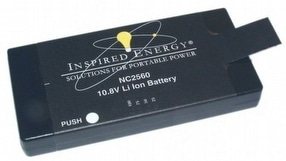 Inspired Electronics Lithium Ion Battery Range by Accutronics Ltd.