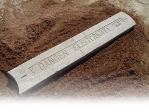 Cable Protection Covers by Elite Precast Concrete Ltd – Concrete Blocks & Wall Systems