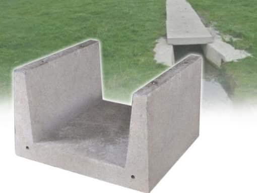 Channels… Ducts… Troughs by Elite Precast Concrete Ltd – Concrete Blocks & Wall Systems