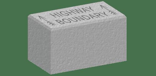 Marker blocks by Elite Precast Concrete Ltd – Concrete Blocks & Wall Systems