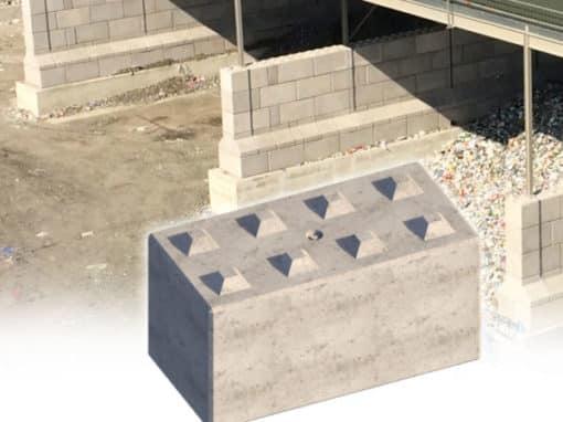 Legato™ Interlocking Concrete Blocks by Elite Precast Concrete Ltd – Concrete Blocks & Wall Systems