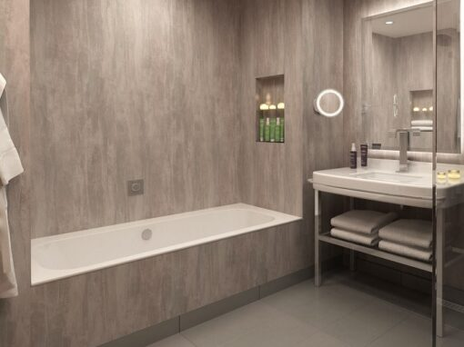 Perform Panel Harmony Collection by Nu World Plastics